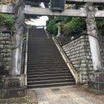 朝活 品川神社